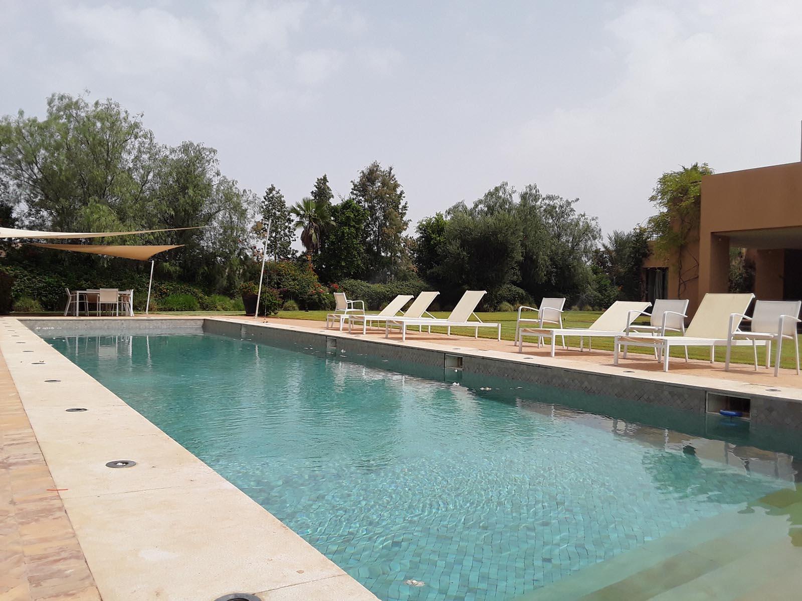 Villa 6 chambres piscine