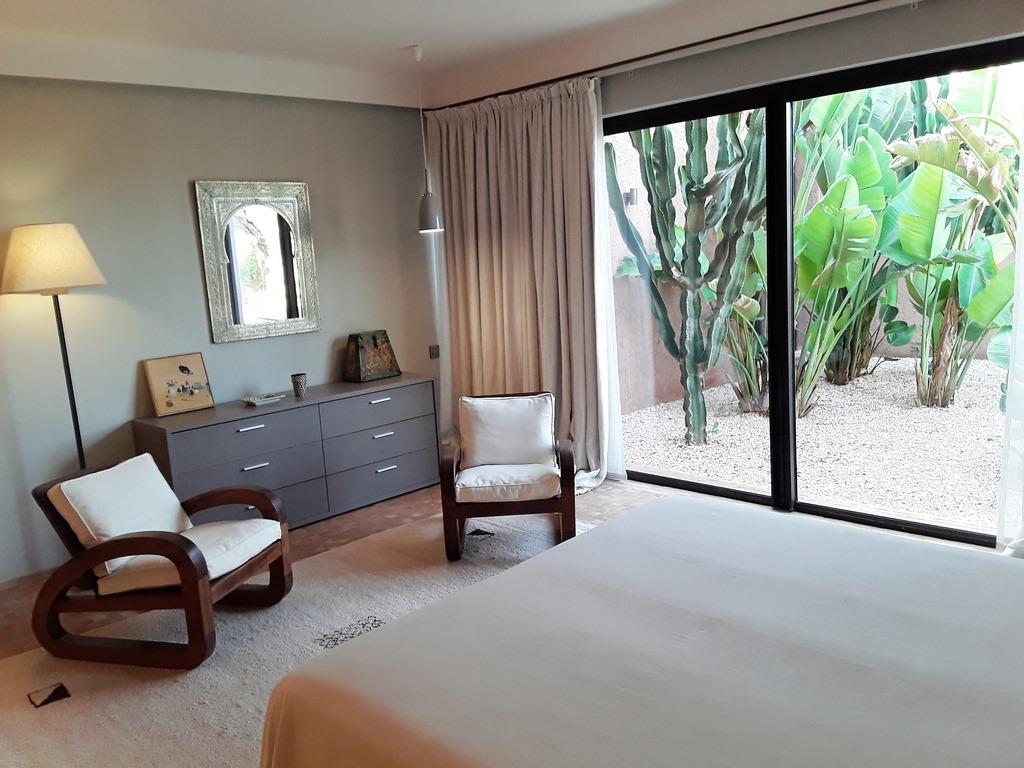 Villa 3 chambres piscine