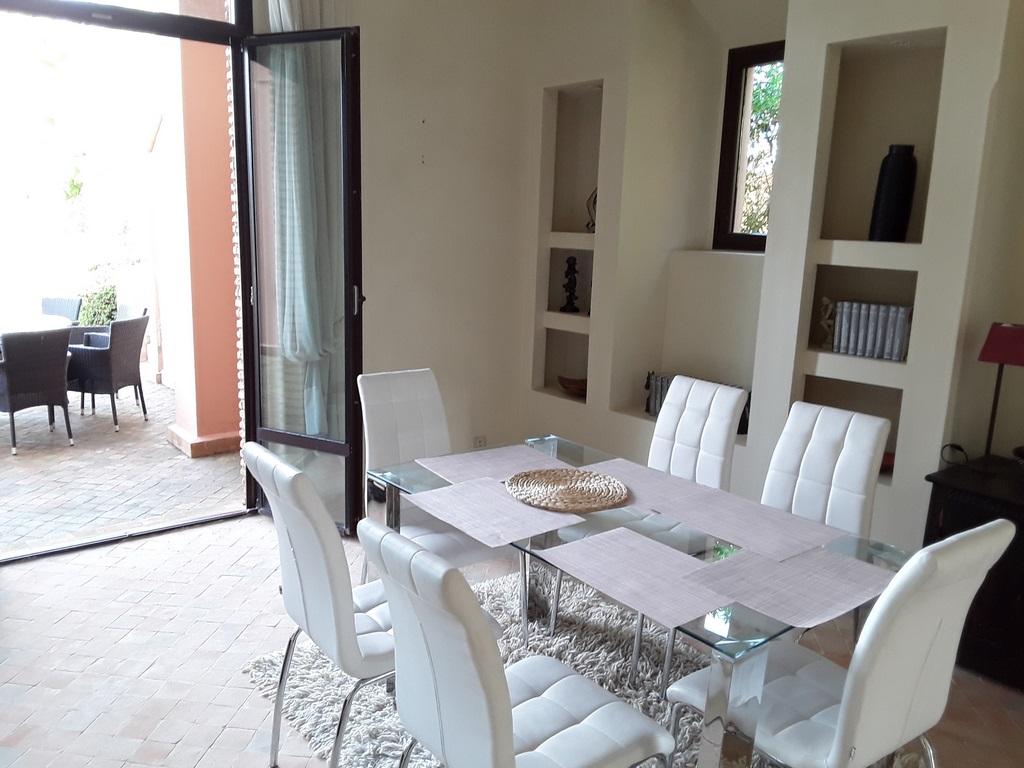 Villa meublée 3 chambres