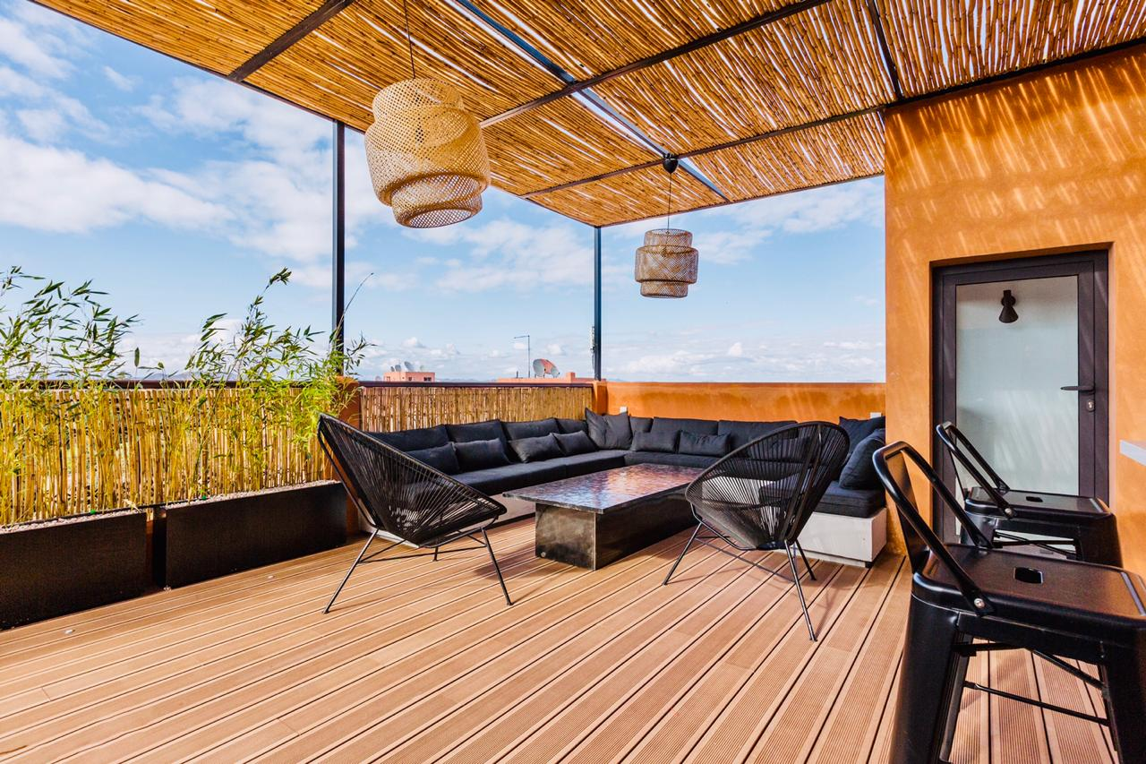 Appartement roof top