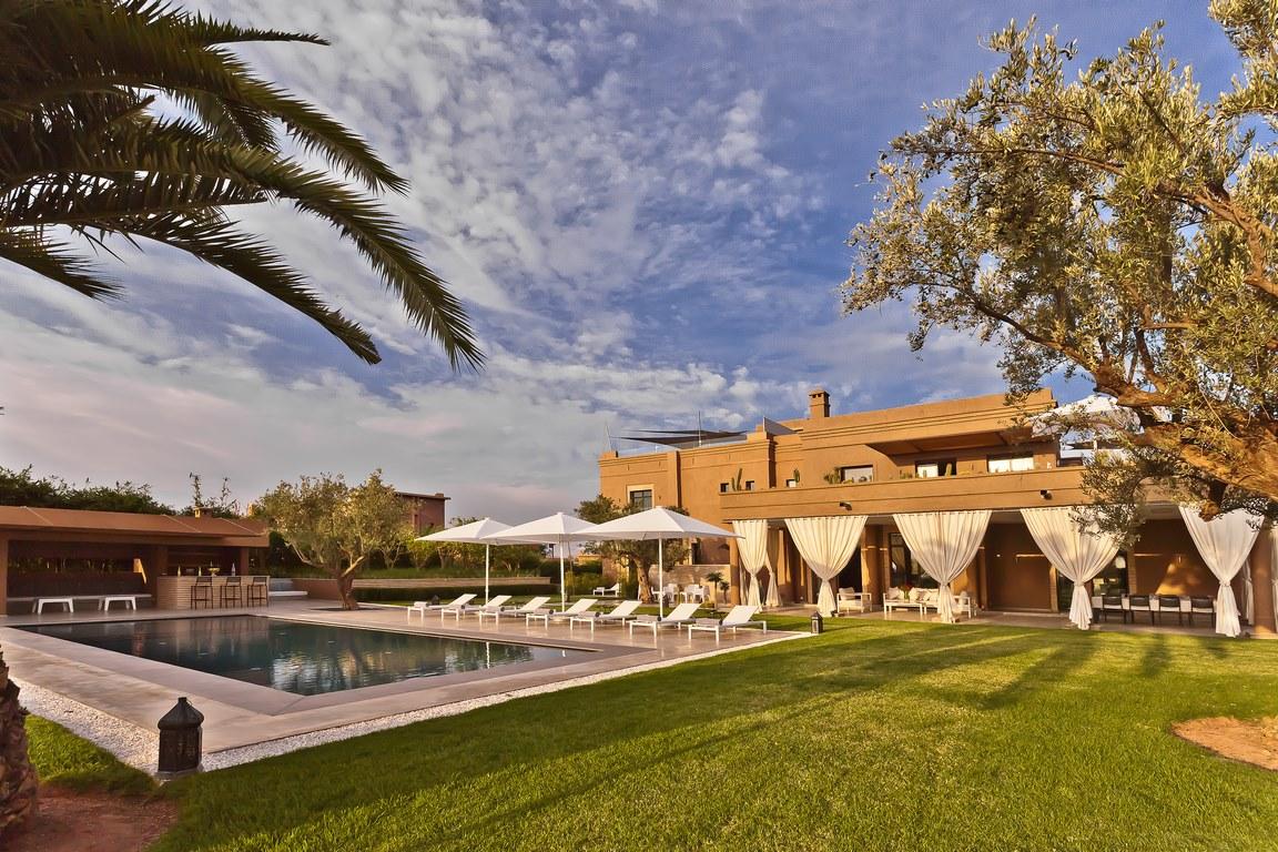 Villa 5 chambres piscine