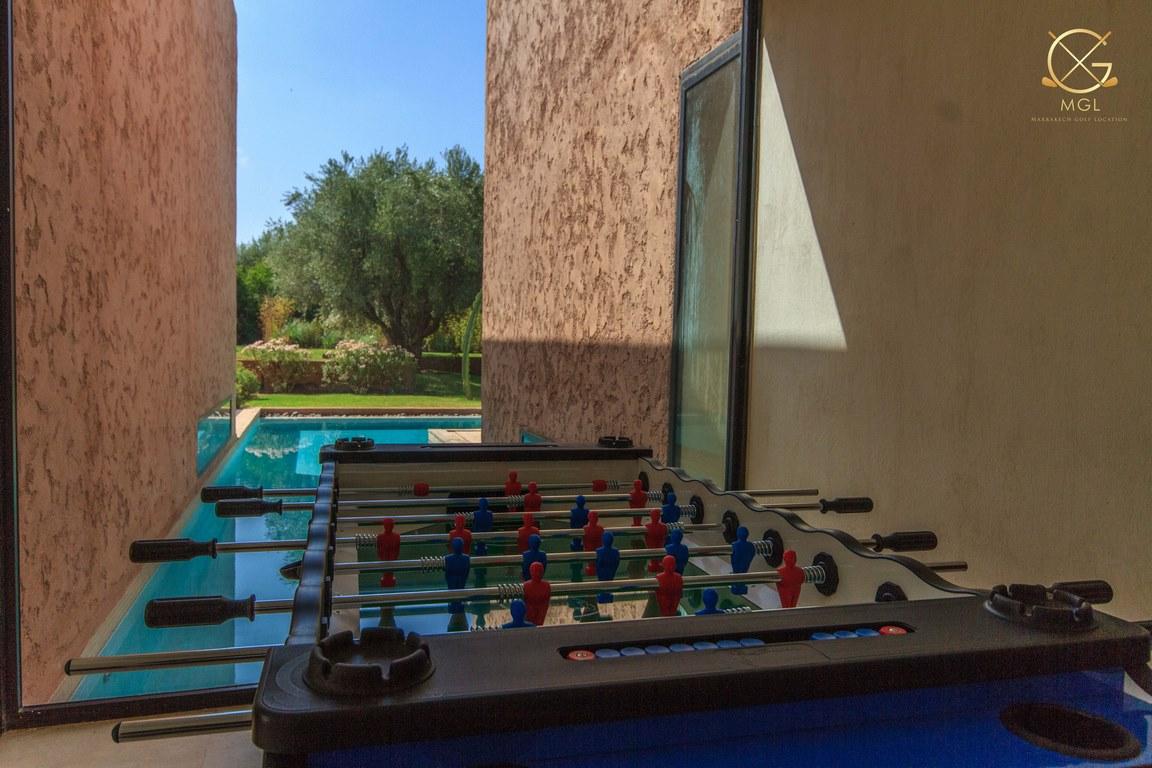 Villa 3 chambres/ pisicine