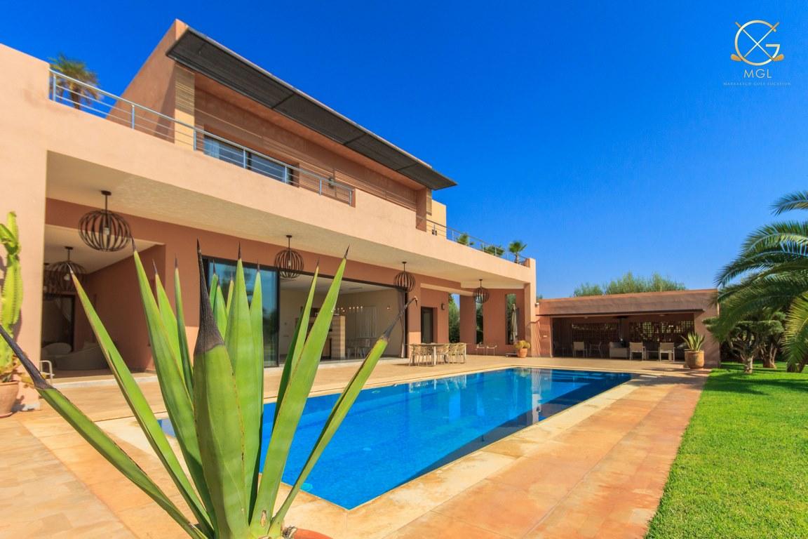 Villa 4 chambres/piscine