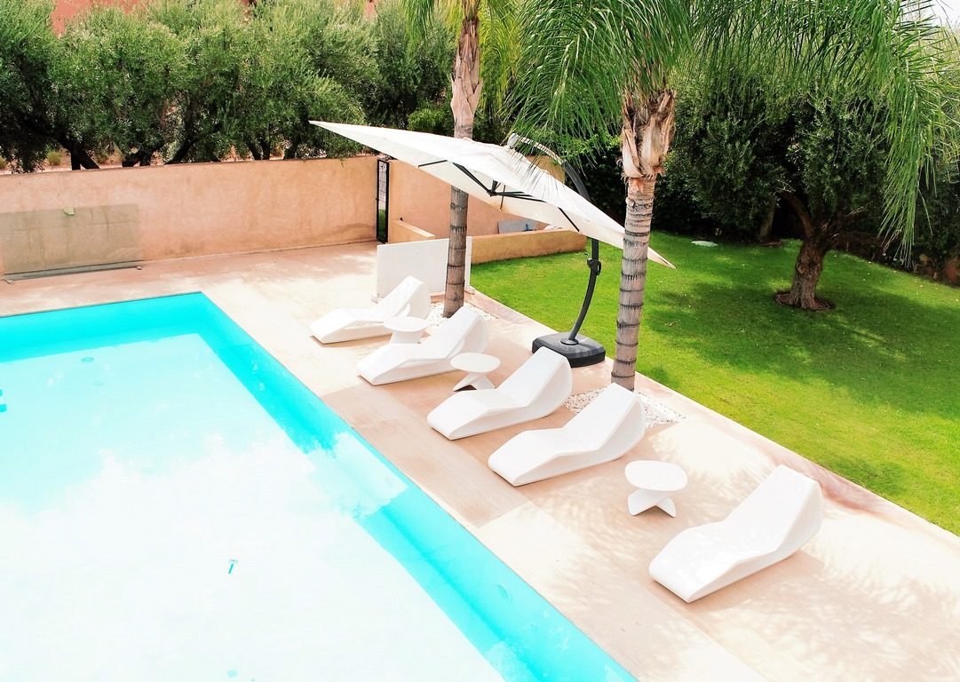 Villa 4 chambres piscine